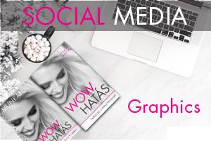 Portfolio for Custom social media graphic