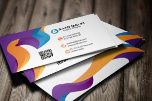 Portfolio for Design Business Card