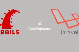 Portfolio for Ruby on Rails, Laravel Expert