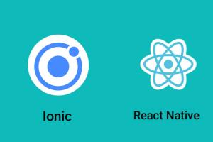 Portfolio for React Native & Ionic & Swift Mobile App