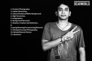 Portfolio for Product photography/Photoshop/Editing