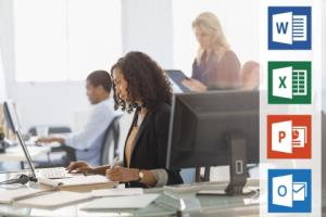 Portfolio for Microsoft office programs
