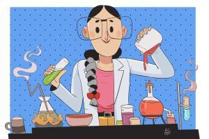Portfolio for Cartoons and Magazine Illustration