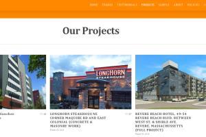Portfolio for WordPress Web Development