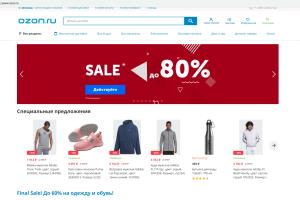 Portfolio for Online Shopping System (website, app)