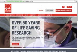 The Nation's Heart Charity - British Heart Foundation