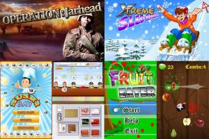 Portfolio for Gaming Apps