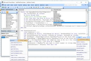 Portfolio for Microsoft Excel VBA