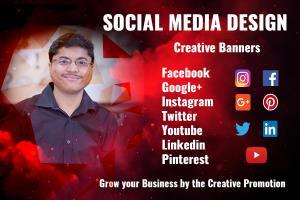Portfolio for Social Media Kit Designer