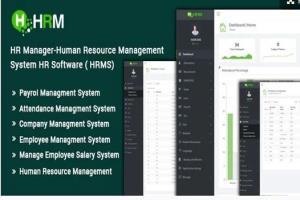 Portfolio for HRM & PAYROLL MANAGEMENT SYSTEM