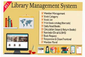 Find and Hire Freelancers for Library Management System - Guru