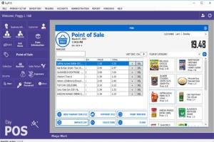 Portfolio for POS Restaurant Billing Software