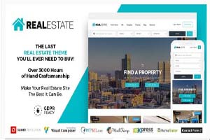 Portfolio for Real Estate Websites and Mobile Apps