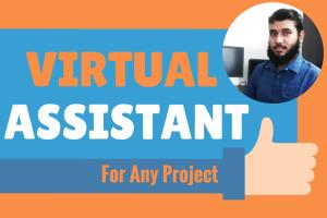 Portfolio for I will Be Your Virtual Assistant