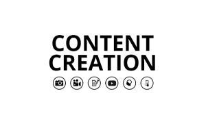 Portfolio for Content Creation