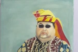 Portfolio for Oil painting landscape and portrait pain