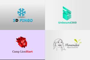 Portfolio for Logo Design services