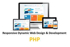Portfolio for Web design with free logo domain Hosting