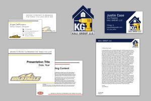 Portfolio for Corporate Identity and Logo Design