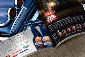 Portfolio for Print Ad Design