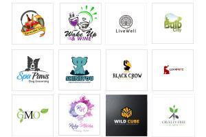 Portfolio for Business logo design in 24hours