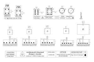 Portfolio for Architectural+Structural,2D+3D Work