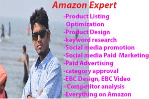 Portfolio for Amazon Walmart SEO and Review expert