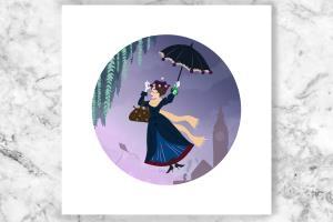 Portfolio for Graphic Designer - Illustrator