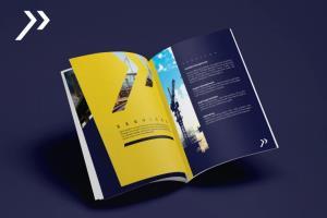 Portfolio for Catalog / brochure / flyer / DESGIGN