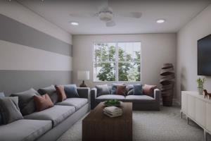 Portfolio for Architectural Tour in UnrealEngine