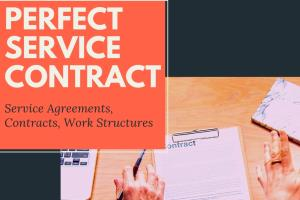 Portfolio for Write Perfect Service Contract/agreement