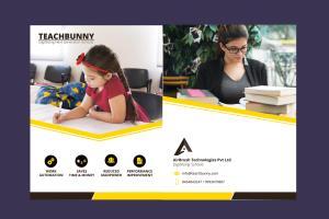 Portfolio for Advertising Material Designer