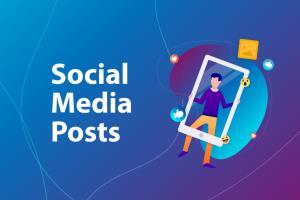 Portfolio for Social Media Graphic Designer