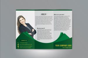 Portfolio for I Will Design Trifold Brochure in 8 hrs