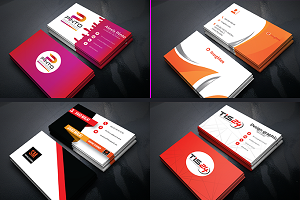 Portfolio for I Will Design 5 Creative Business Card