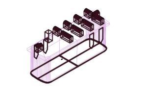 Portfolio for autocad architectural design floor plan