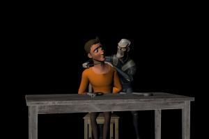 Portfolio for 3D Animator