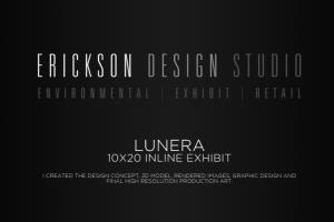 Portfolio for Exhibit and Environmental Designer