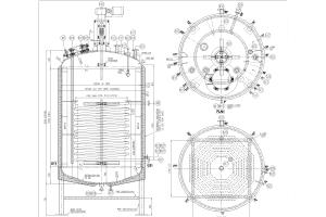 Portfolio for Autocad Designer/Piping Draftsman