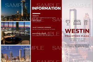 Portfolio for Brochure and Booklet Design