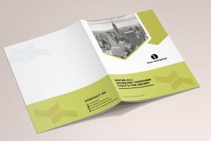 Portfolio for I will Design bifold and trifold brochur