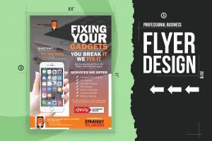 Portfolio for Professional flyer & Brochure Design