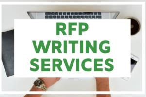 RFP Writing Services