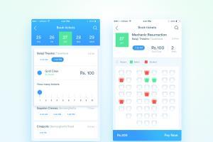 Portfolio for Web And Mobile App Designer & Developer