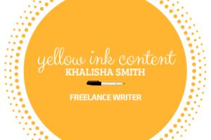 Portfolio for Freelance Writer