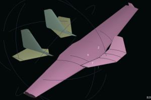 Portfolio for UAV design and modeling