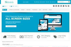 Portfolio for Website Development & eCommerce Solution
