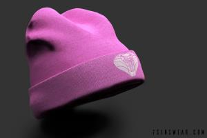 Portfolio for 3d tshirts and beanies with your pattern