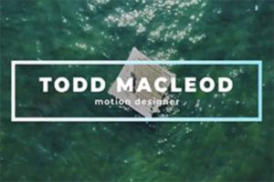 Portfolio for Video Editor & Motion Designer
