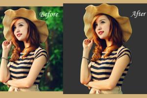 Portfolio for Image Background Chang.